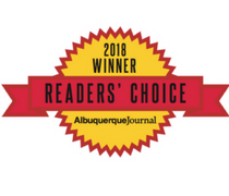 Thank you for voting Peoples Flowers Best Florist, Albuquerque Journal 2018 Readers Choice